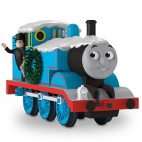 Thomas & Friends Tree Ornament  - Christmastime with Thomas - Hallmark 2017