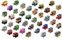 40Pk inc Gold,Platinum and Clear Thomas Minis - Thomas Minis