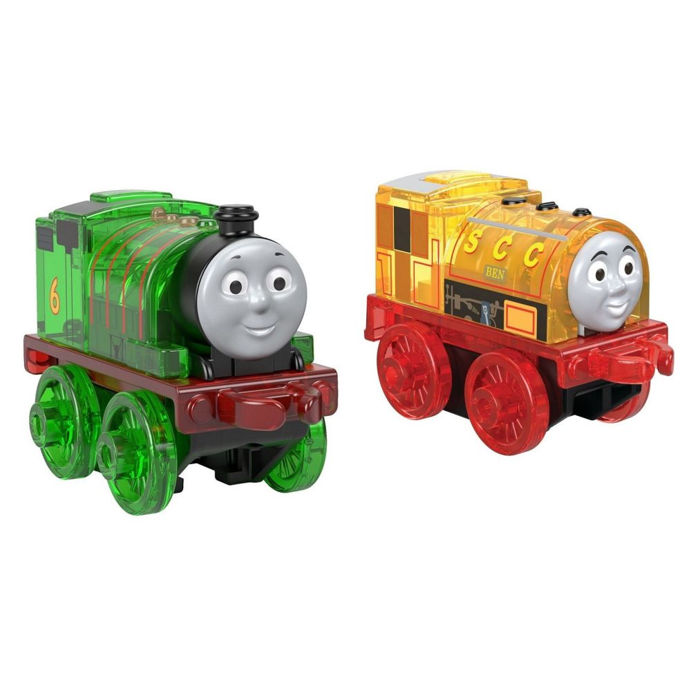 Percy and Ben Light Up Minis - Thomas Minis