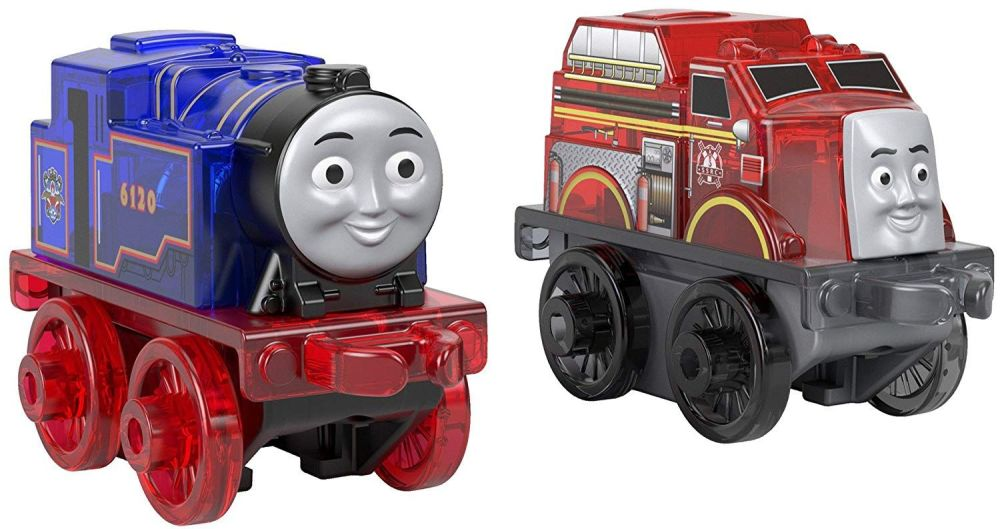 Flynn and Belle Light Up Minis - Thomas Minis