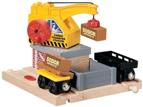 Cargo Transfer - Thomas Wooden