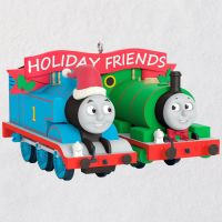 Thomas and Percy Hallmark 2018 Tree Decoration - Christmas