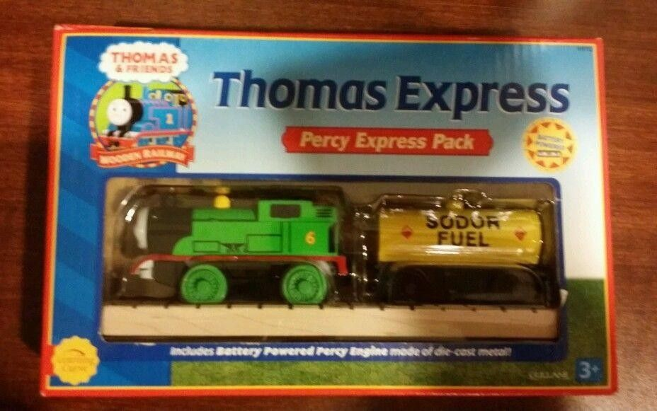Percy Express Pack - Thomas Wooden
