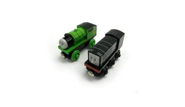 Percy and Diesel - Thomas Wooden