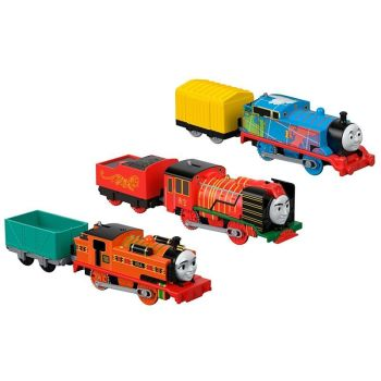 Around the World 3 Pack - Trackmaster Revolution