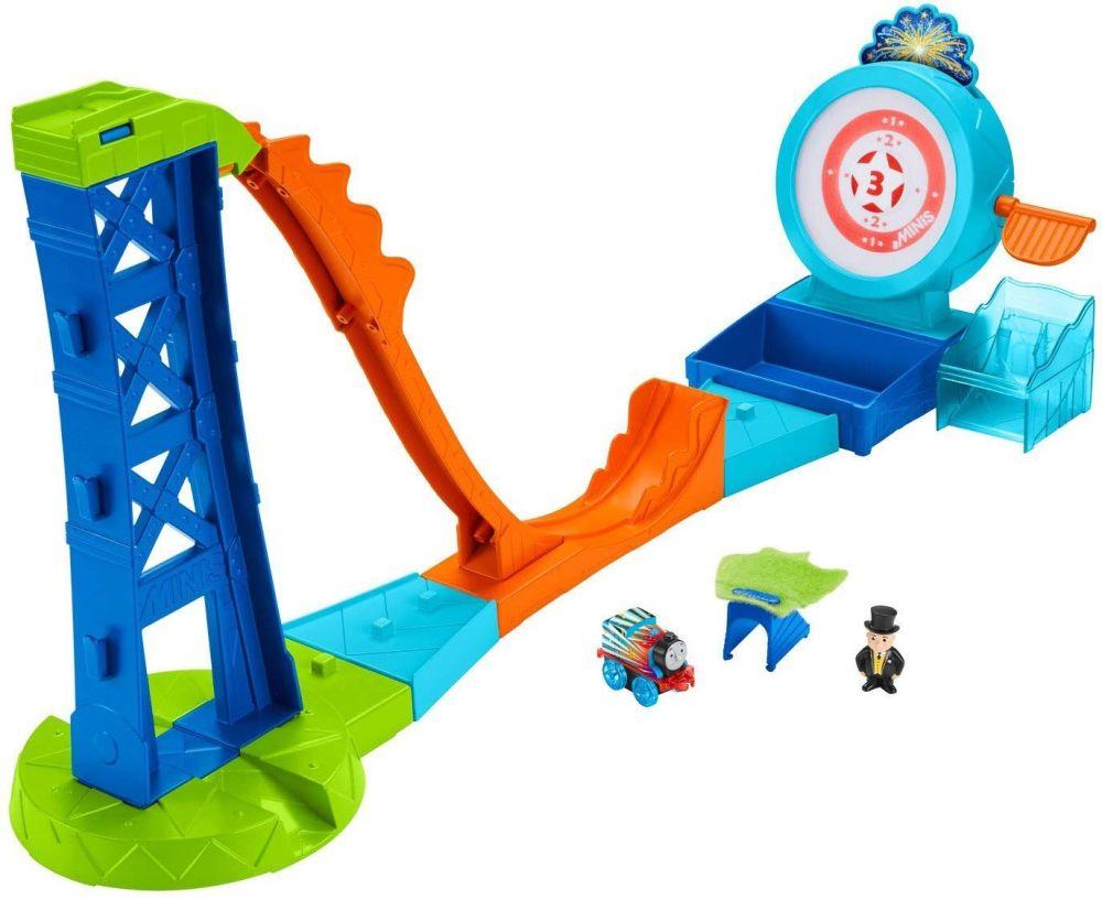 Target Blast Stunt Set - Thomas Minis