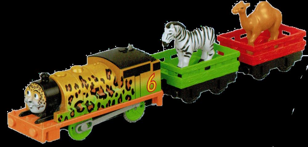 Percy Animal Party  - Trackmaster Revolution
