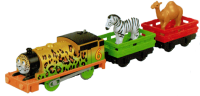 Percy Animal Party  - Trackmaster Revolution