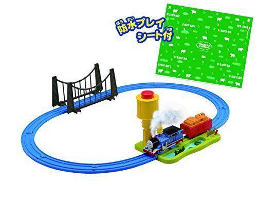 Real Steam Thomas Set - Plarail