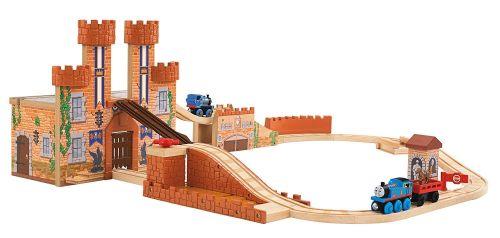 King of the Railway Set - Thomas Wooden