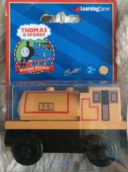Ben - Thomas Wooden