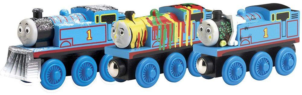 Thomas' Adventures - Thomas Wooden