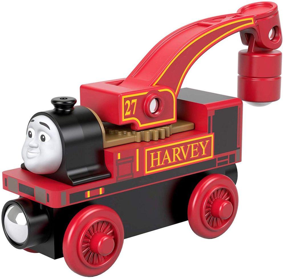 Harvey - Thomas Wood 2019