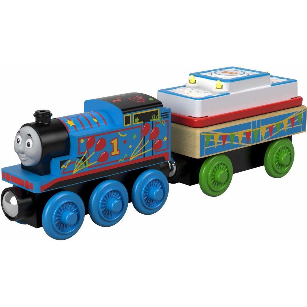 Thomas Birthday Engine - Thomas Wood 2019