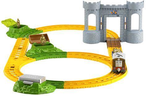 Tobys Treasure Hunt - Collectible Railway