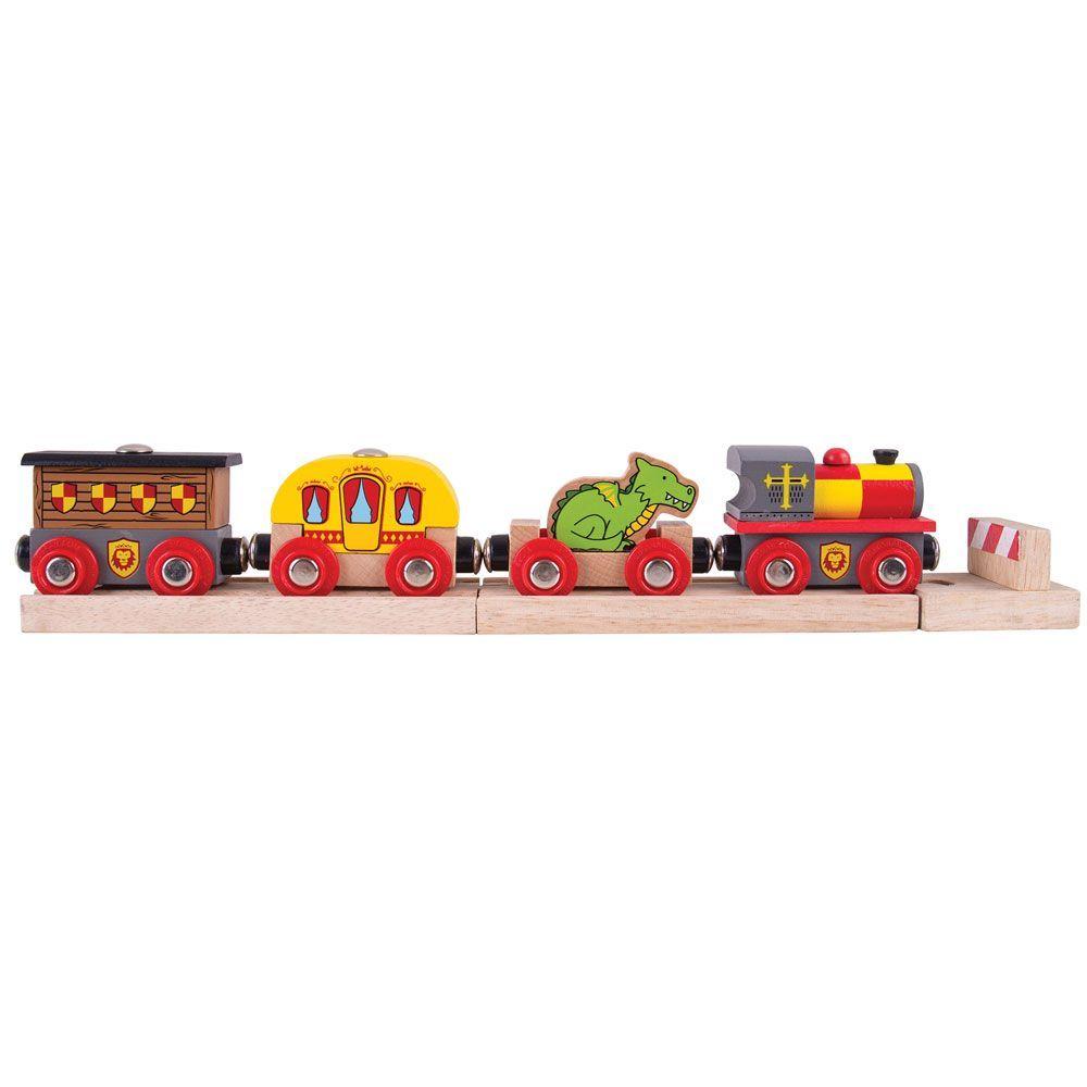 Medieval Train - BigJigs