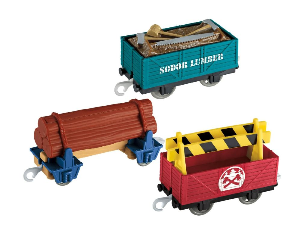 Sodor Lumber Delivery - Trackmaster