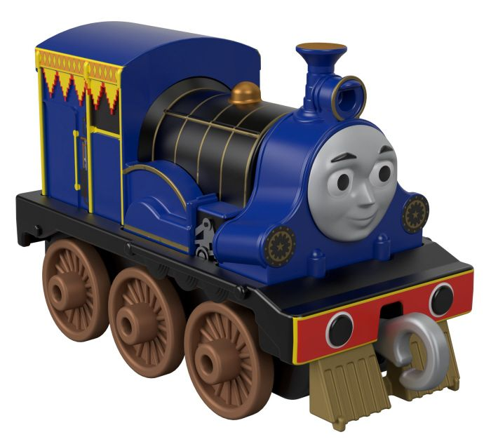 Rajiv - Trackmaster Push Along