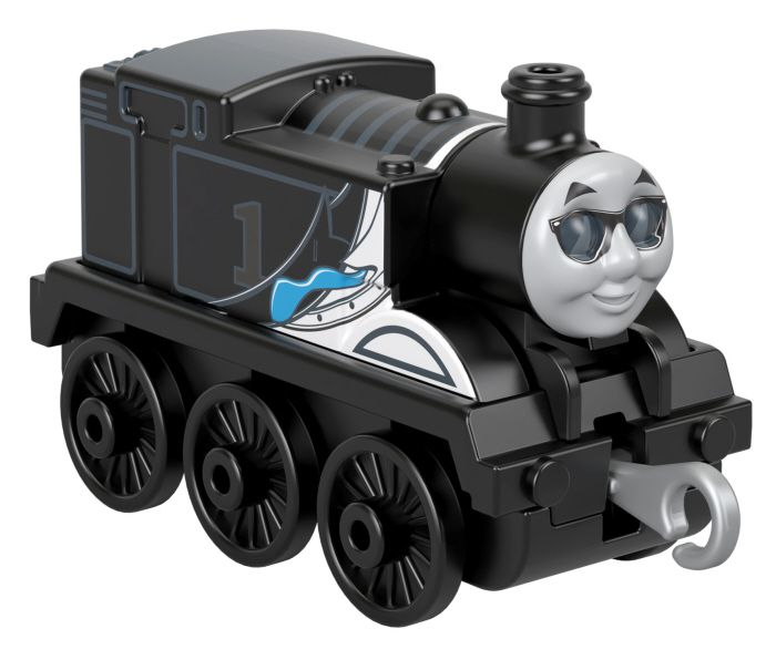 Thomas Secret Agent Special Edition - Trackmaster Push Along