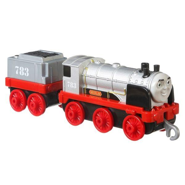 Merlin  - Trackmaster Push Along
