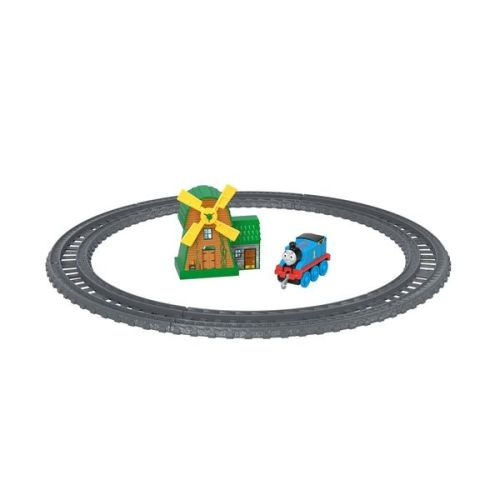 Preorder - Thomas and Windmill  - Trackmaster Push Along
