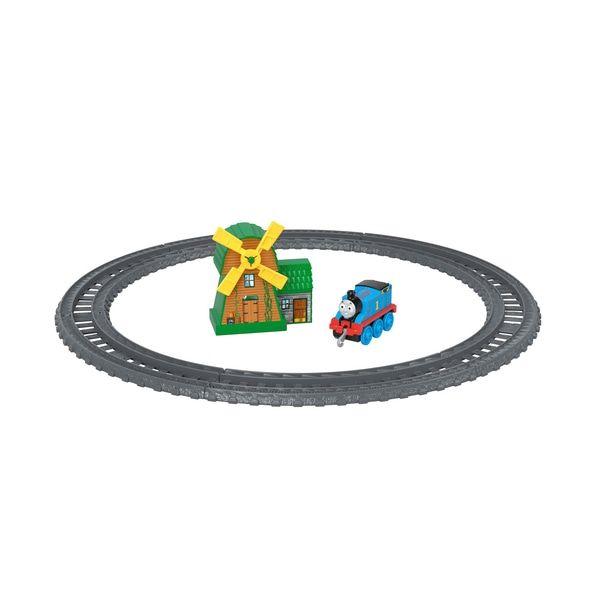 Thomas and Windmill  - Trackmaster Push Along