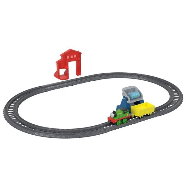 Percy's Barrel Drop - Trackmaster Push Along