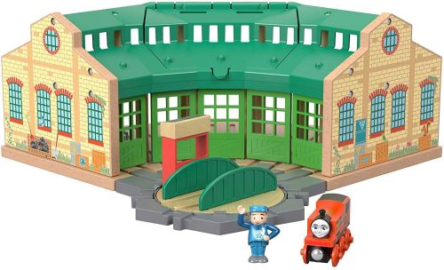 Tidmouth Sheds - Thomas Wood 2019