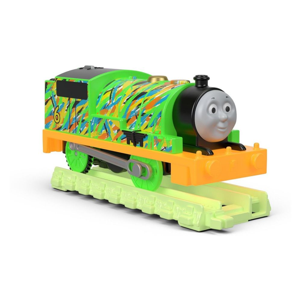 Percy - Hyper Glow Trackmaster