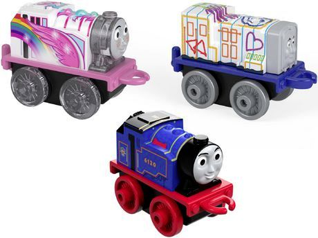 ThomasTrain /& Friends Minis 2018//3 Series New Fisher Price