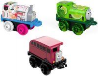 2018/19 3 Pack #2 - Neon Splatter Stanley,Lime Ben and Classic Bertie - Thomas Minis