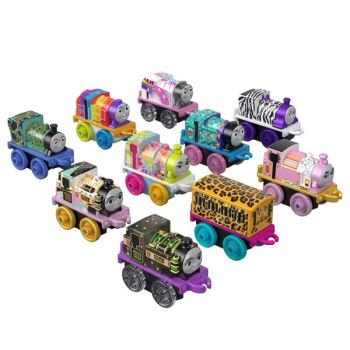 Stylin Steamies 10 Pack - Thomas Minis