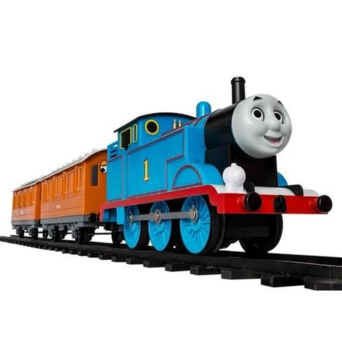 Thomas with Annie & Clarabel O Gauge Ready to Play Battery Powered Set - Li