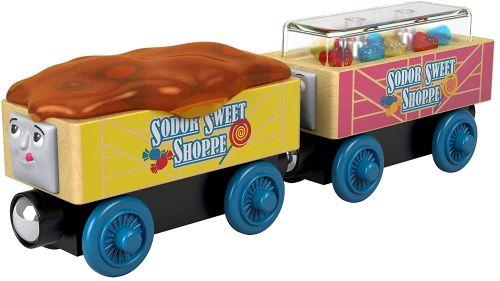 Candy Cars - Thomas Wood 2019