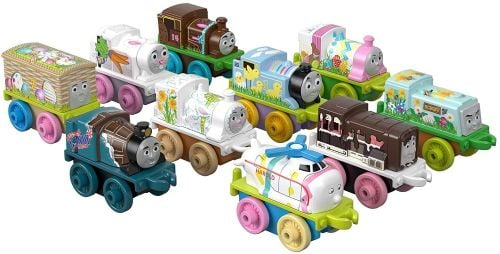 Spring Basket ( Easter) 10 Pack 2019 - Thomas Minis