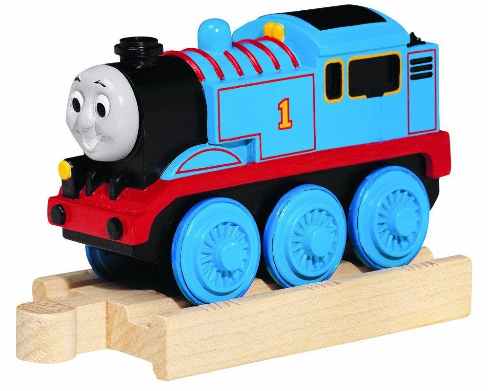 Thomas - Battery Operated Thomas Wooden