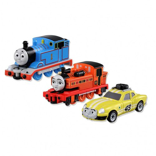 Thomas , Nia and Ace - Tomica Diecast