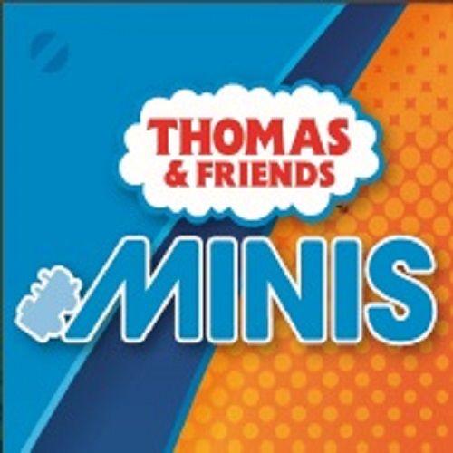 2019 WAVE 3 SET - 17 MINIS - Thomas Minis 2019