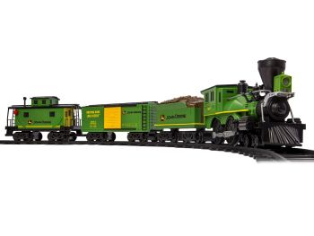 John Deere - Ready To Play Battery Powered Set  - Lionel