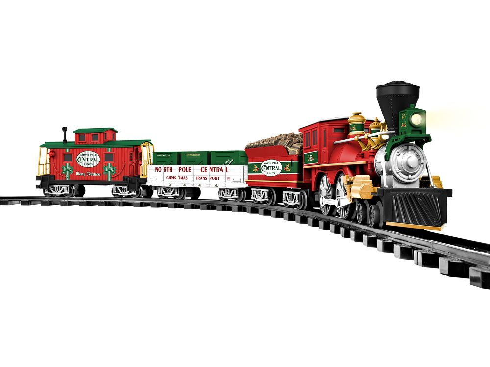 North Pole Central  - Ready To Play Battery Powered Set  - Lionel