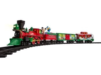 Mickey Mouse and Friends Christmas Express  - Ready To Play Battery Powered Set  - Lionel