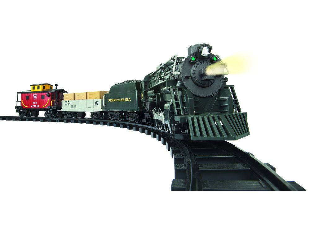 PRR Flyer - Ready To Play Battery Powered Set - Lionel