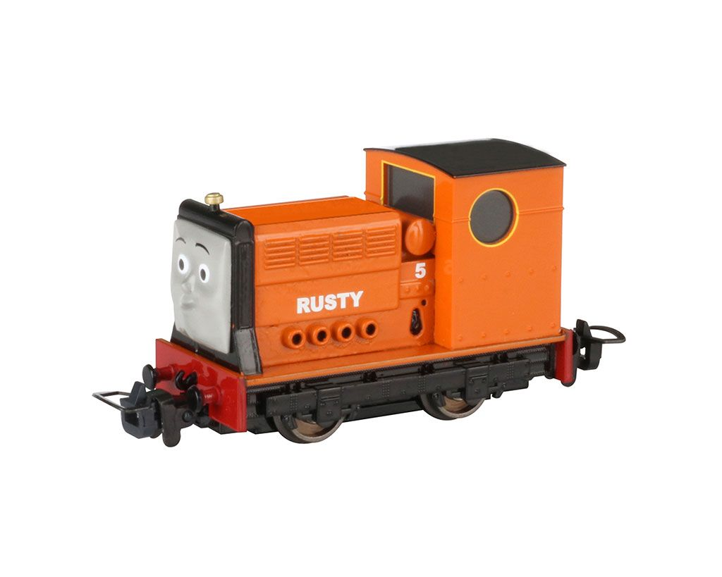Rusty - Narrow Gauge (HOn30 Scale)