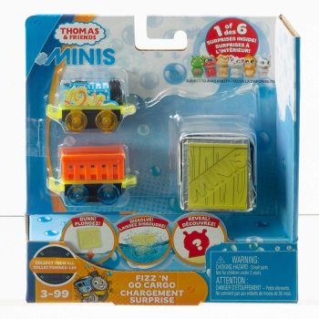Fizz N Go - Thomas and Monkey - Thomas Minis