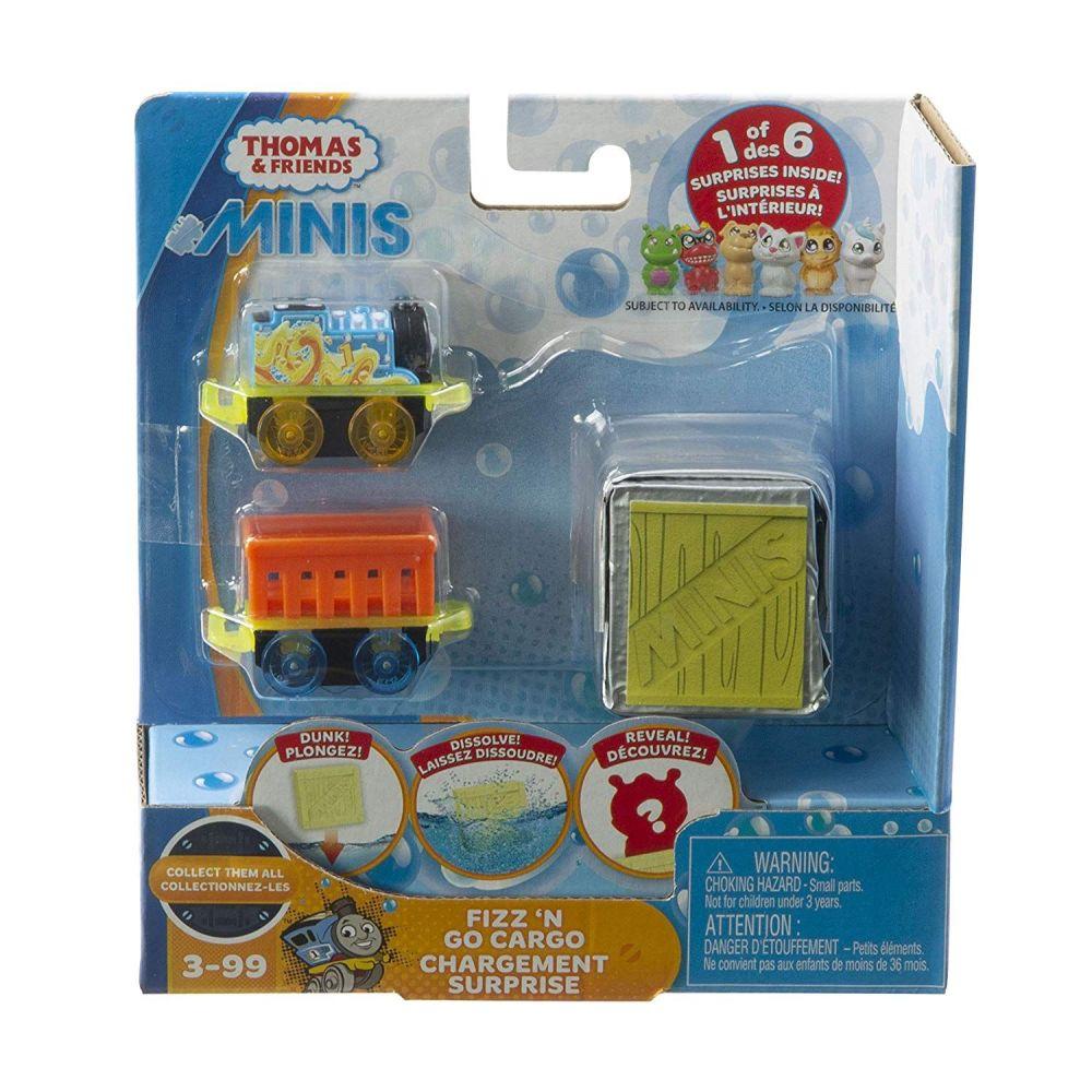 Fizz N Go - Thomas and Dragon - Thomas Minis