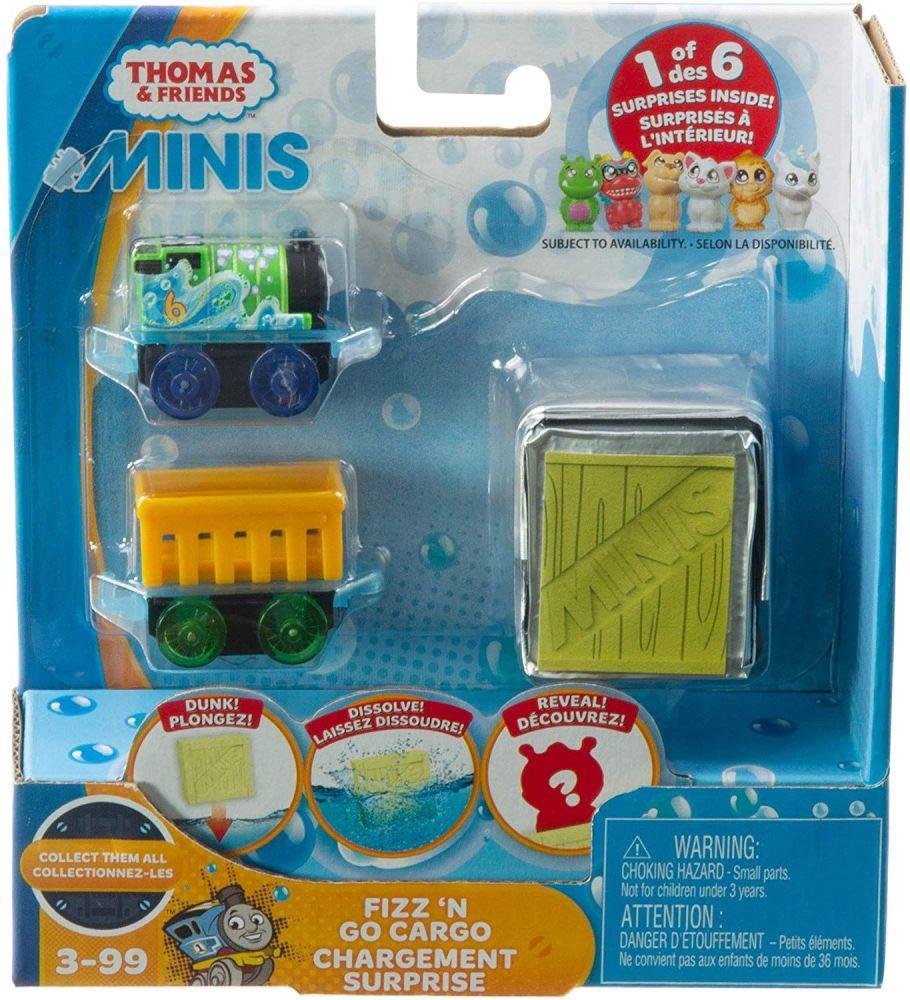 Fizz N Go - Percy and Alien - Thomas Minis