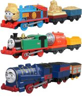 Italian  Trilogy - Gina , Lorenzo and Roman Thomas - Trackmaster