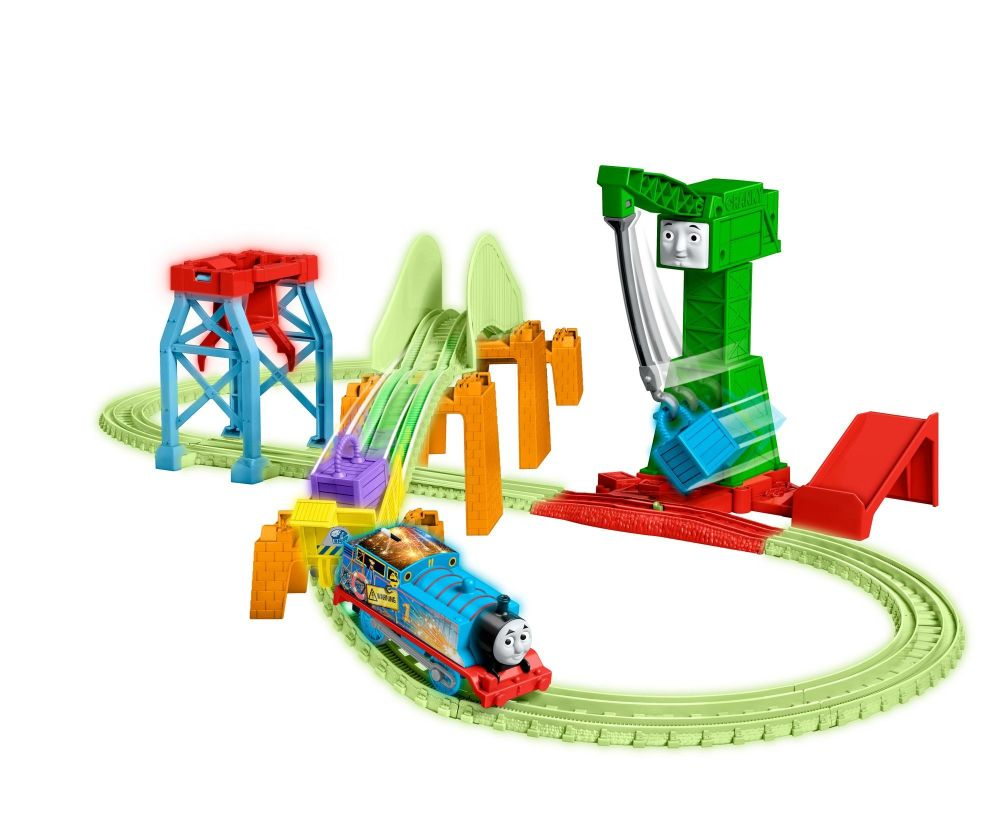 Hyper Glow Night Delivery - Trackmaster Hyper Glow