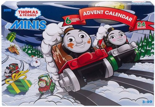 Preorder - 2019 Advent Calendar - Thomas Minis - Due July