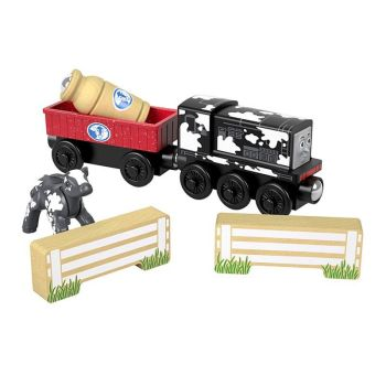Diesel's Dairy Drop Off Set - Thomas Wood